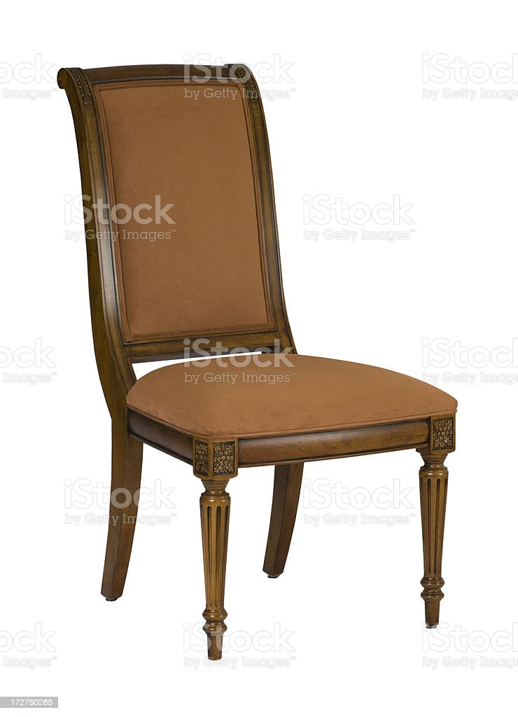 Dining Room Chair royalty-free stock photo