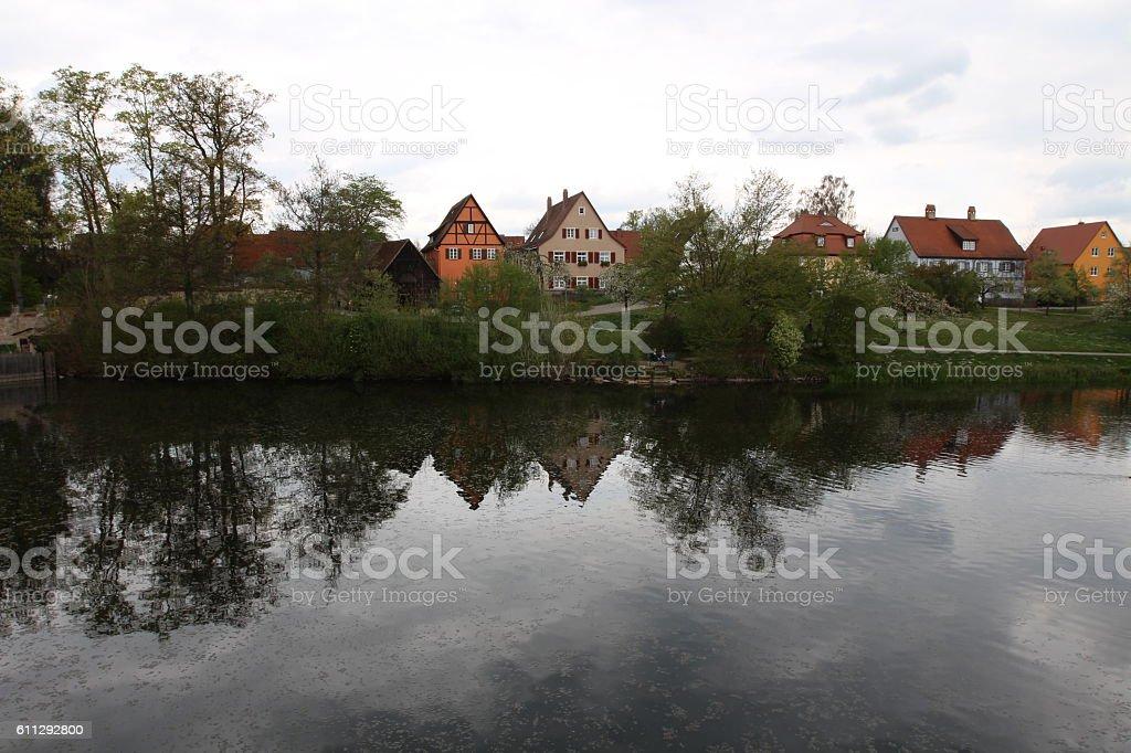 Dinkelsbühl (Germany) stock photo
