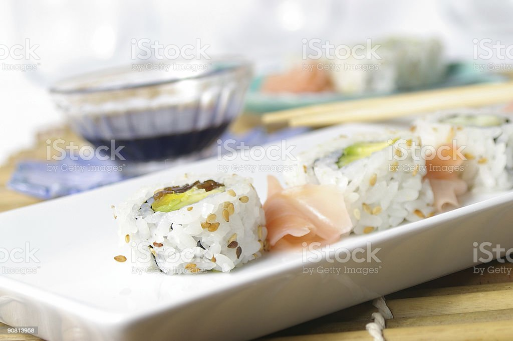Dinner Details royalty-free stock photo