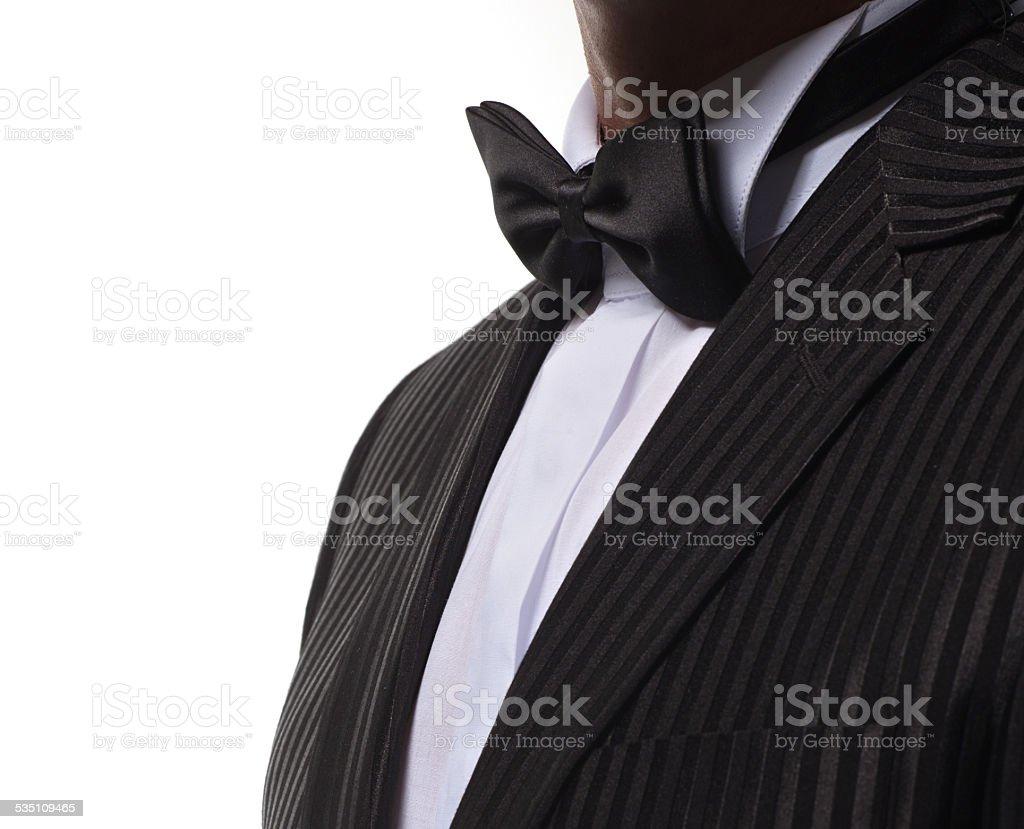 dinner jacket stock photo