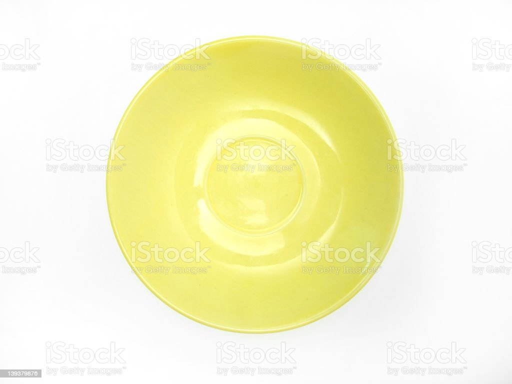 Dinner Plate royalty-free stock photo