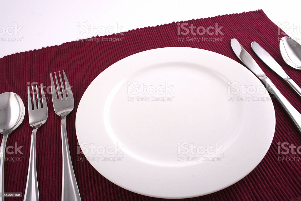 Dinner Time 6 royalty-free stock photo