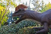 dinosaur carnivore Coritusaurio