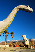 Dinosaurs of Cabazon