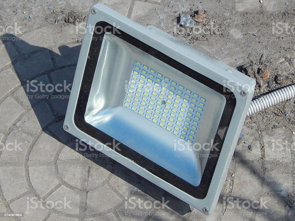 diode illumination stock photo