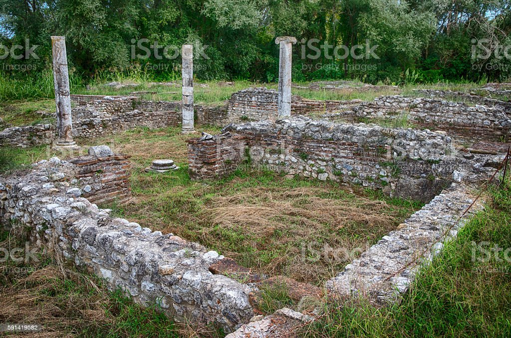 Dion, Greece royalty-free stock photo