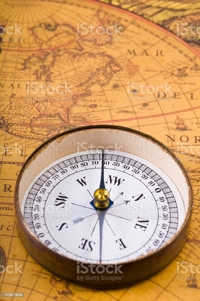 Direction royalty-free stock photo