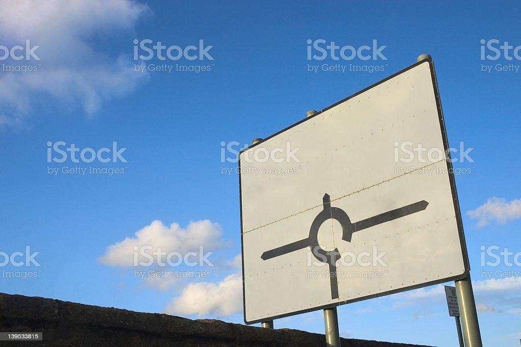 Direction? photo libre de droits
