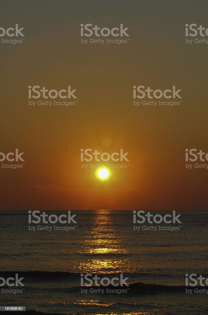 directo al sol stock photo