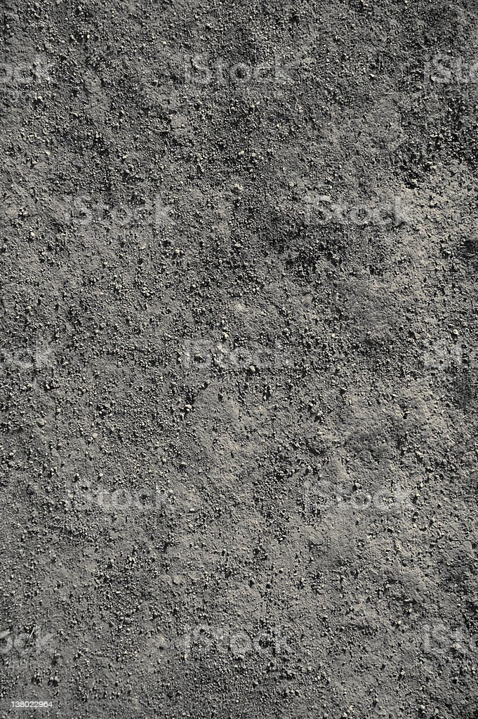 Dirt Background Vertical royalty-free stock photo