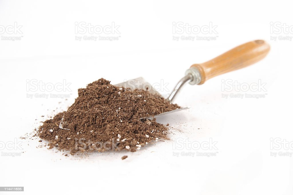 Dirt stock photo
