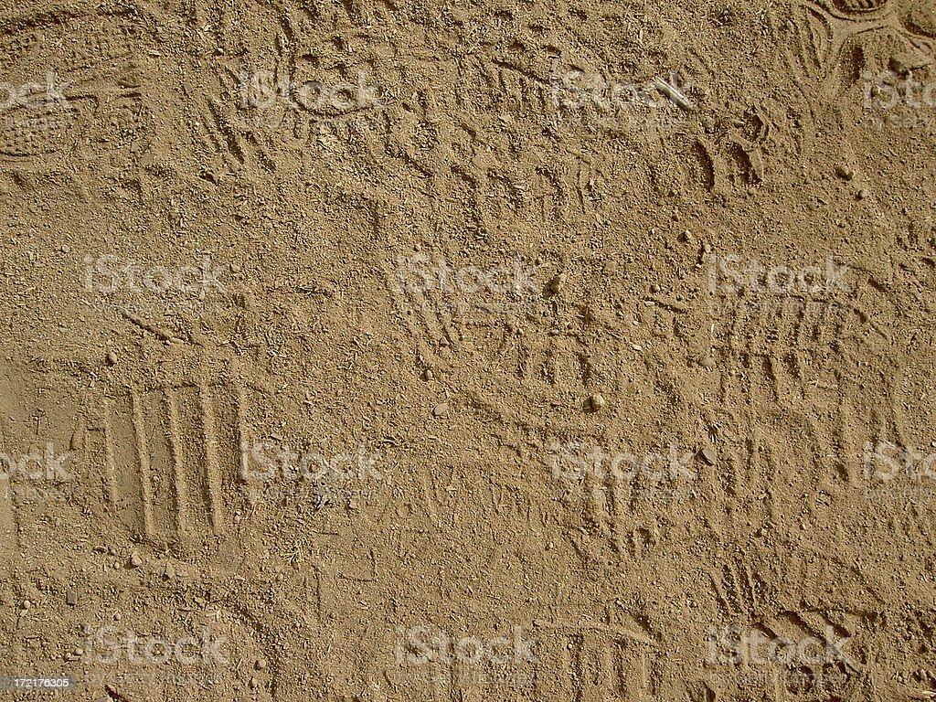 Dirt royalty-free stock photo