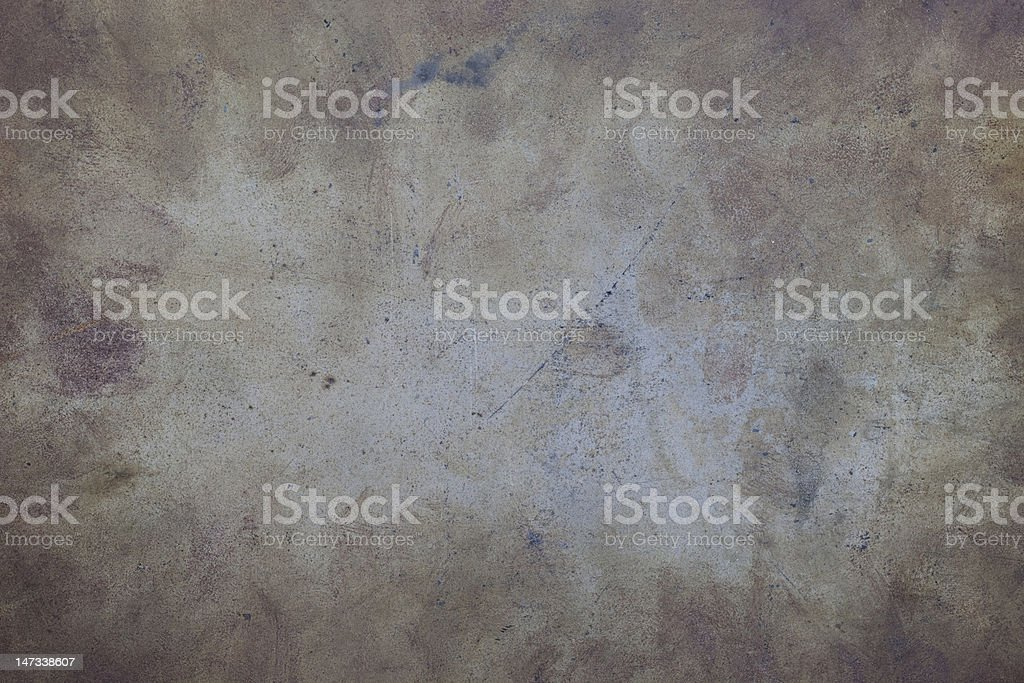 dirty and scratched metal background stock photo