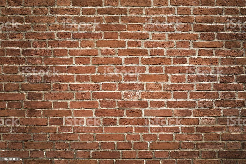 dirty brick wall texture stock photo