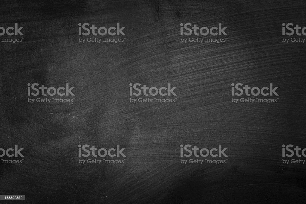dirty chalkboard royalty-free stock photo