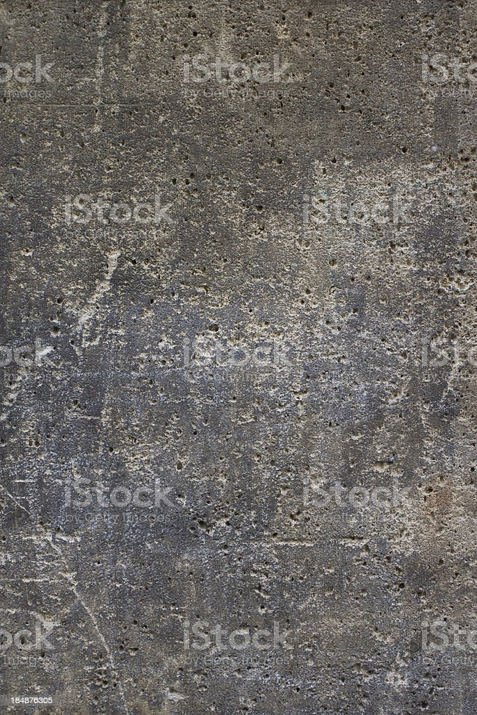 Dirty concrete wall royalty-free stock photo