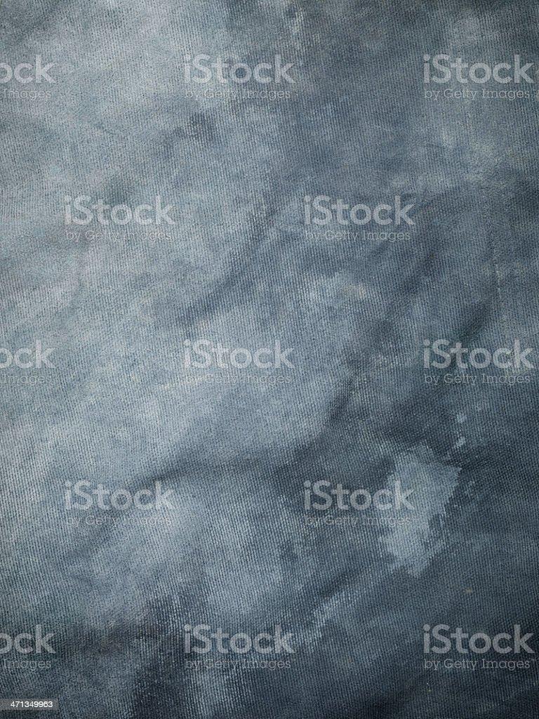 Dirty denim stock photo
