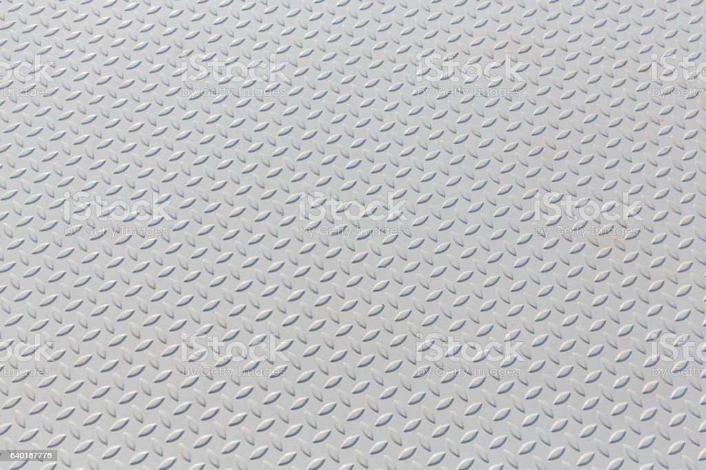 Dirty diamond plate texture stock photo