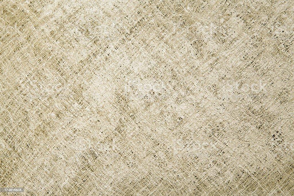 Dirty Furnace Air Filter stock photo