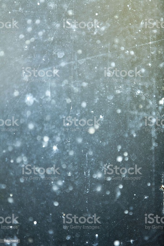 Dirty Glass texture with beautiful color royalty-free stock photo