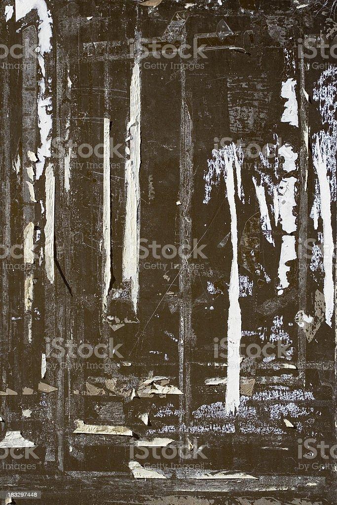 Dirty grunge wall royalty-free stock photo