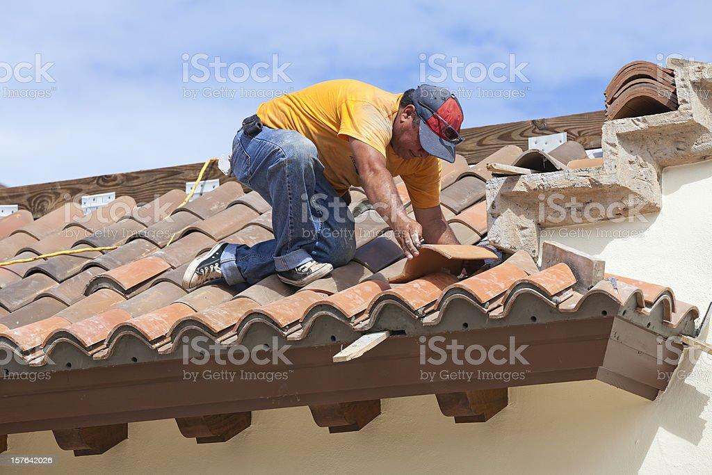 Dirty Jobs royalty-free stock photo