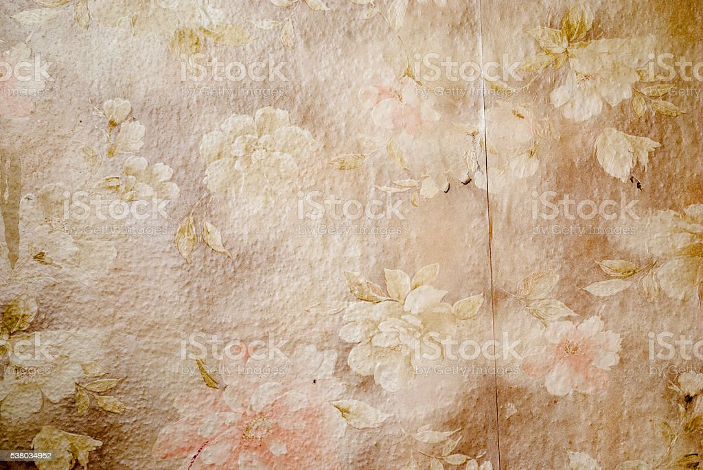 Dirty old paper background stock photo