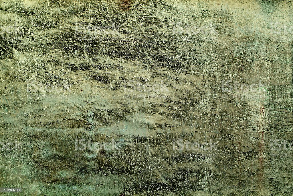 dirty old wall stock photo