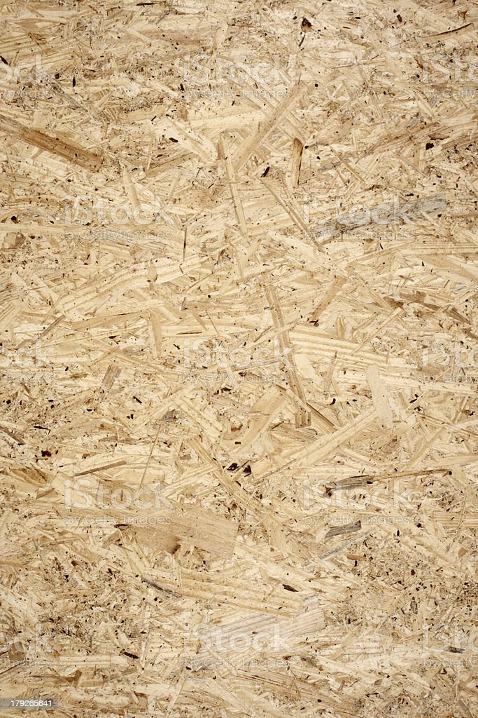 Dirty OSB (Texture) royalty-free stock photo