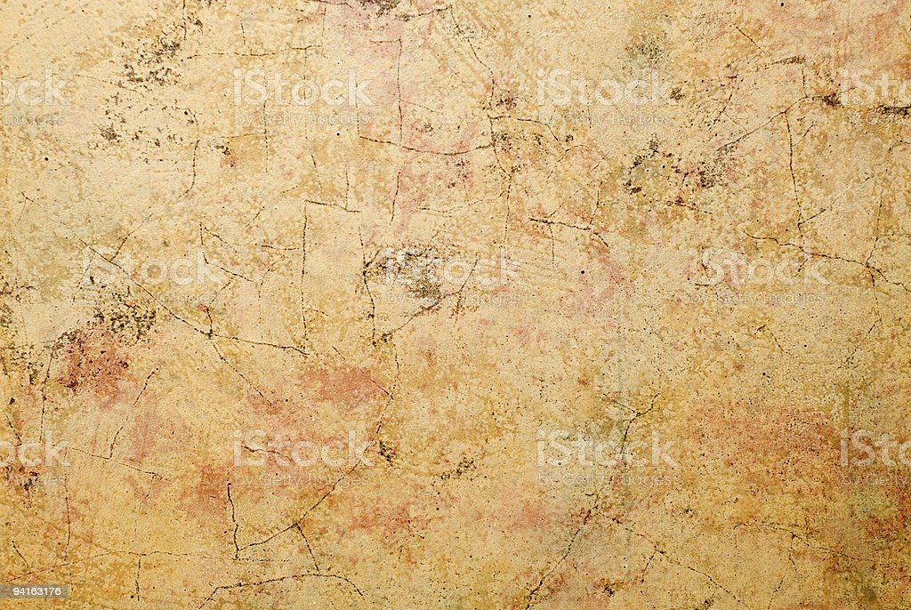 Dirty Tan Tile Background stock photo