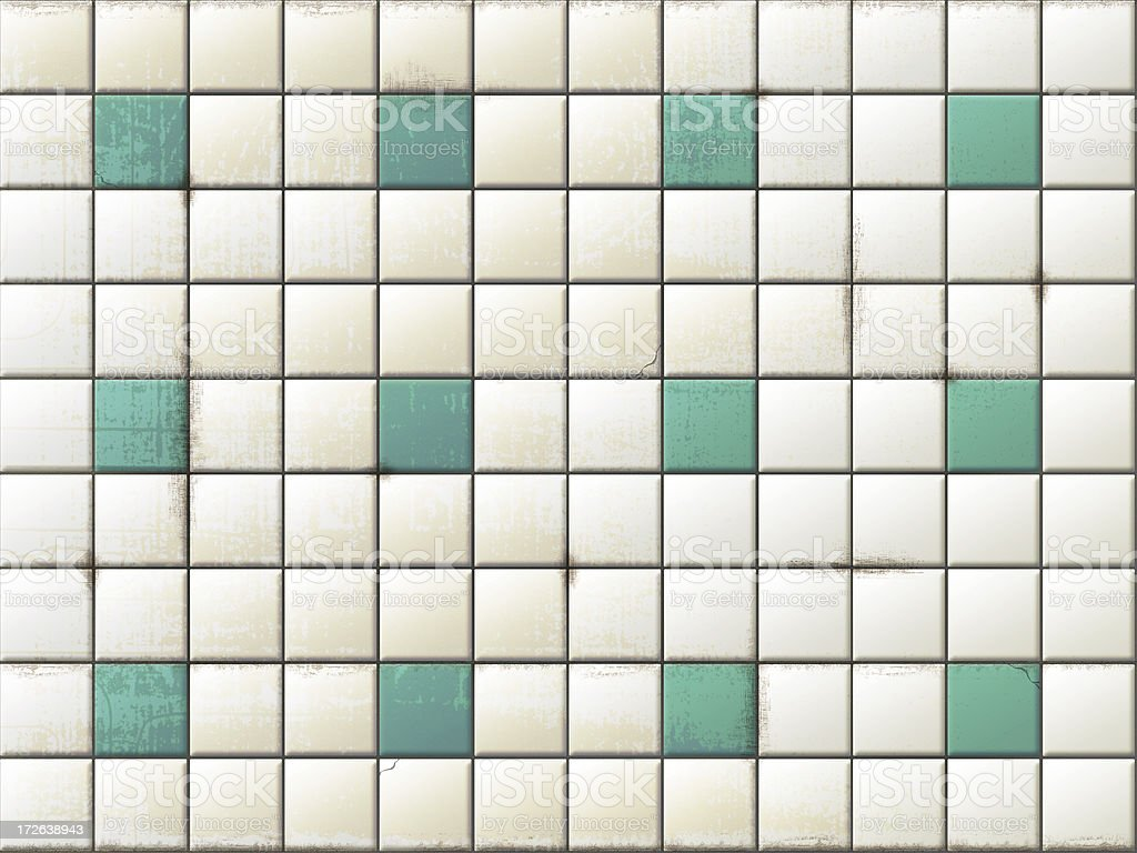 dirty tile floor royalty-free stock photo