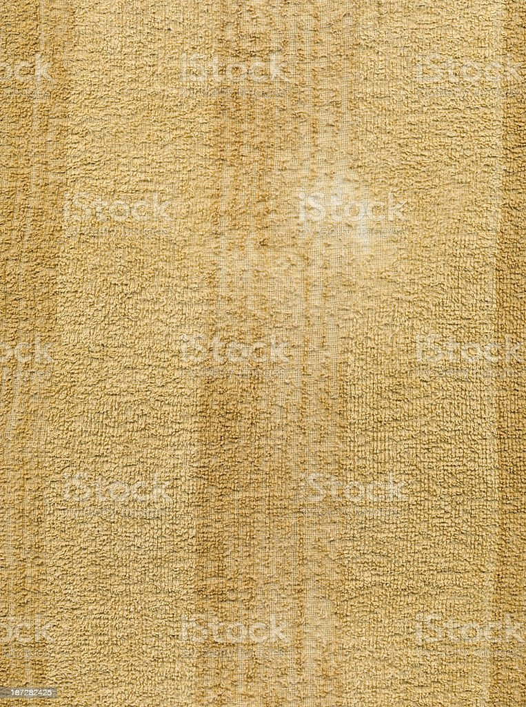 dirty towel royalty-free stock photo