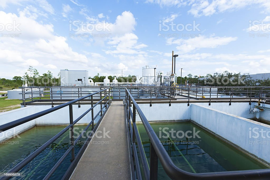 Dirty Water royalty-free stock photo