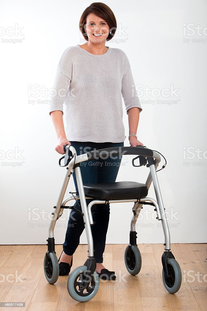 Disability Chair stock photo 485317459 | iStock