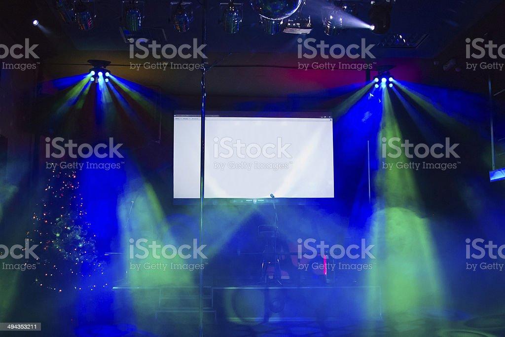 disco background royalty-free stock photo