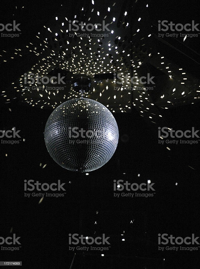 disco ball royalty-free stock photo