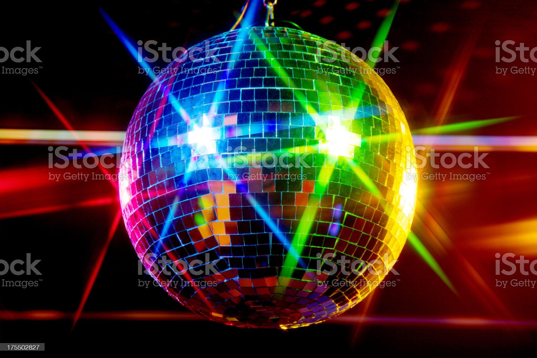 Disco Ball royalty-free stock photo