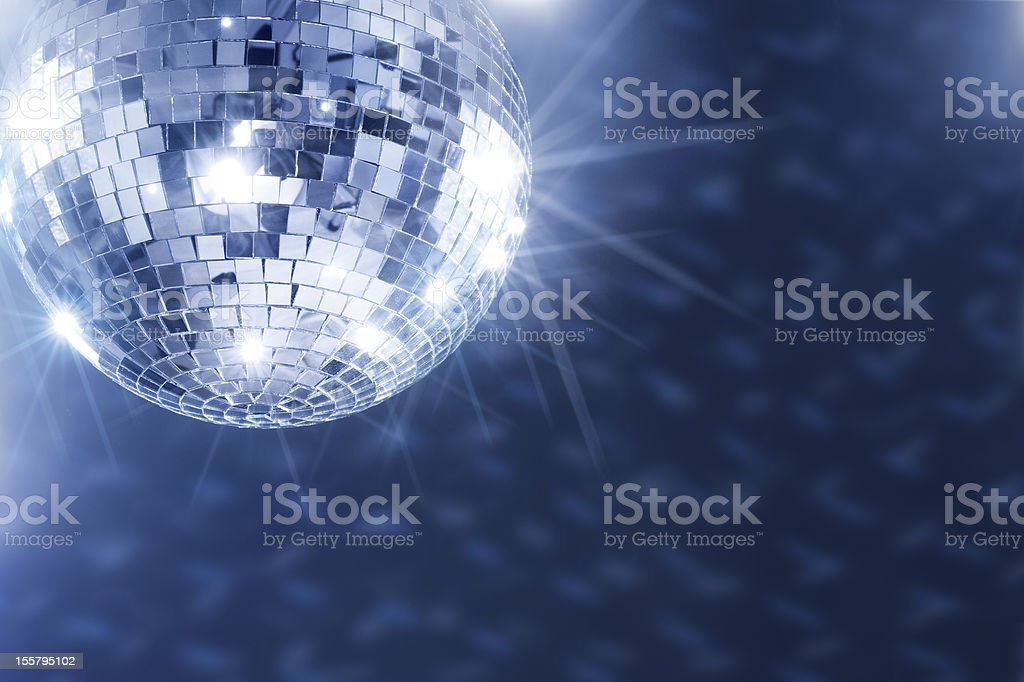 Disco Fever stock photo