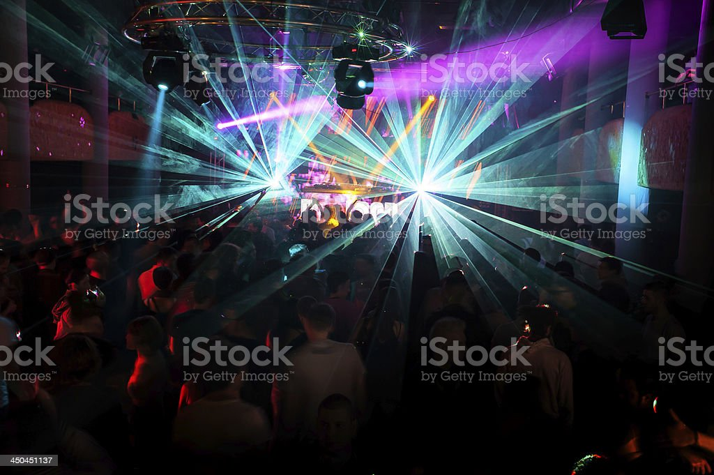 disco stock photo