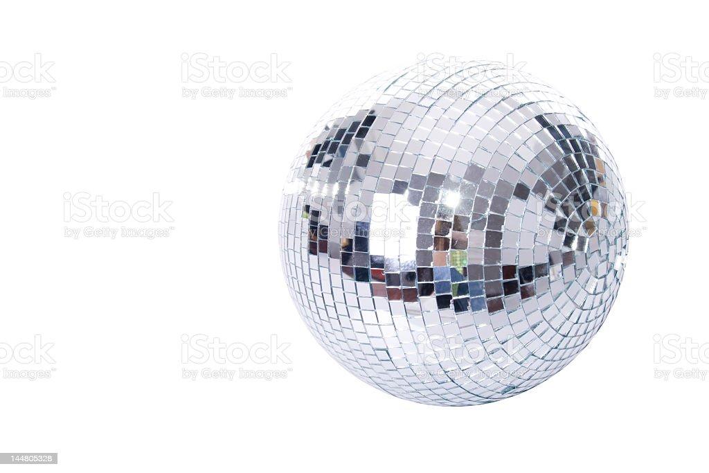 discoball stock photo