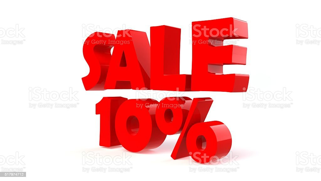 discount sign stock photo