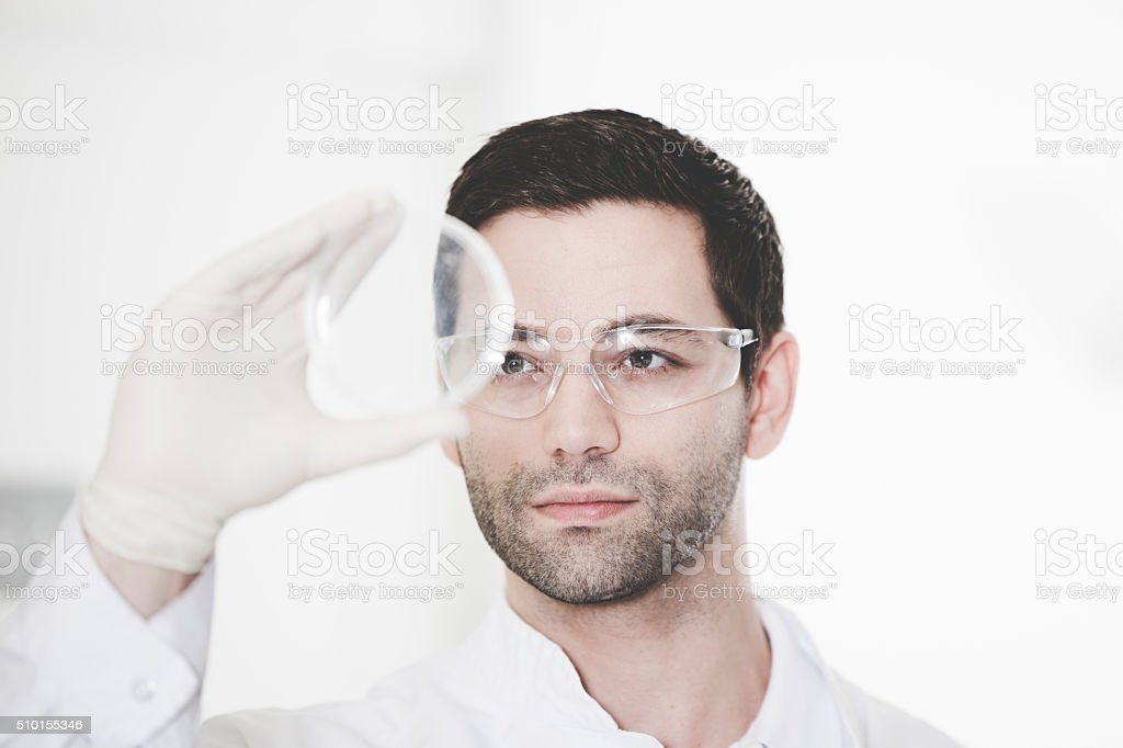 discovering new medicines stock photo