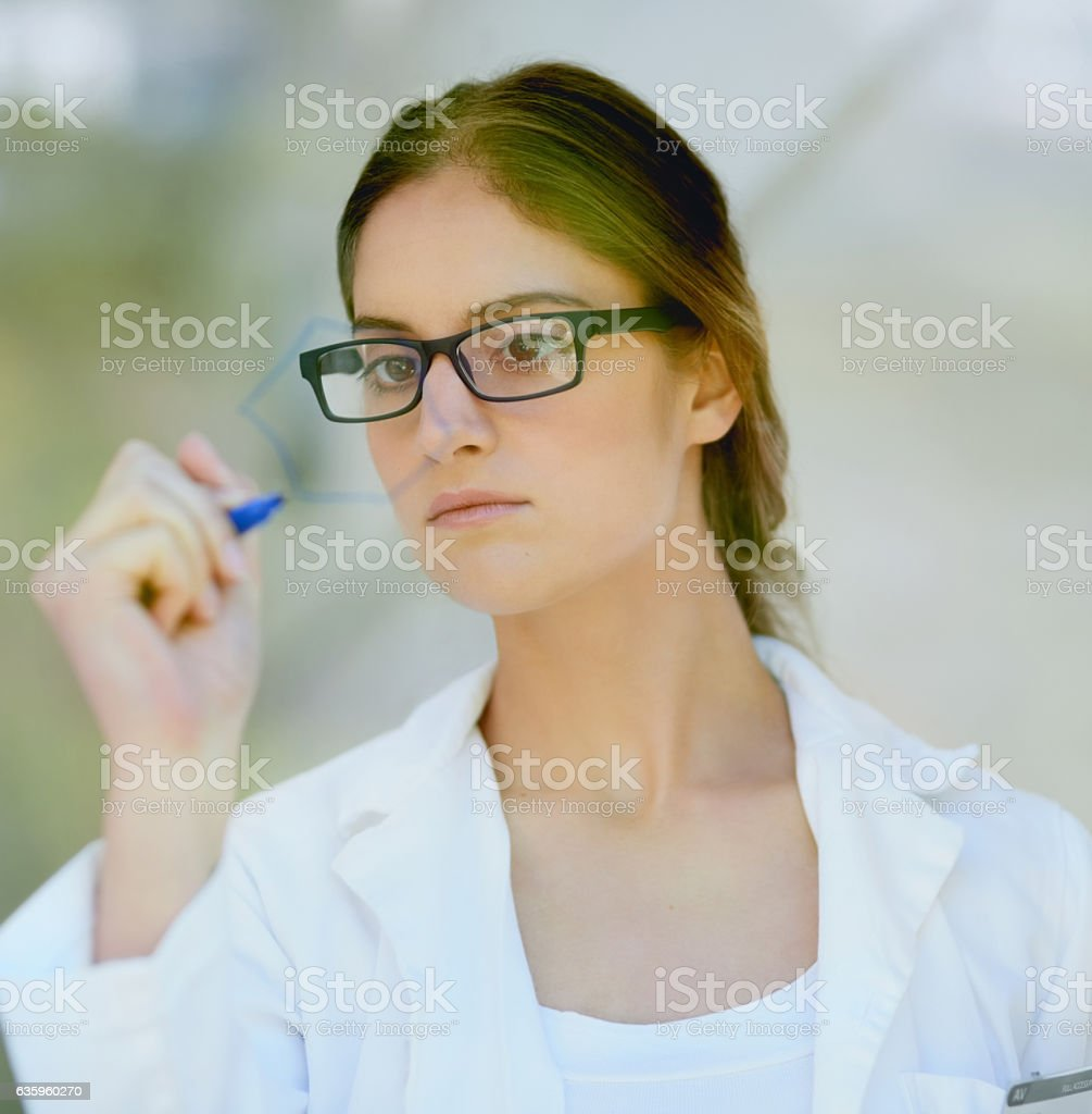 Discovery is its own reward stock photo