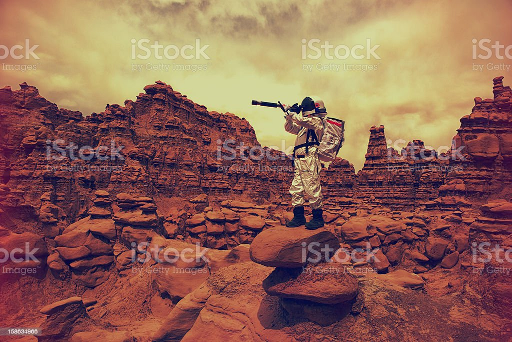 Discovery stock photo