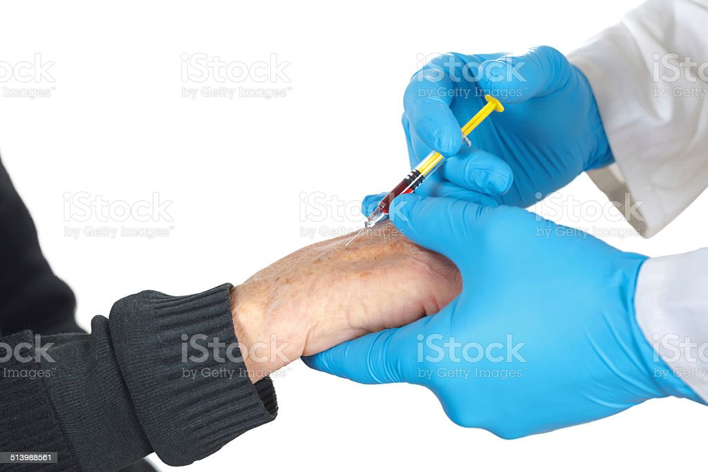 Disease prevention stock photo
