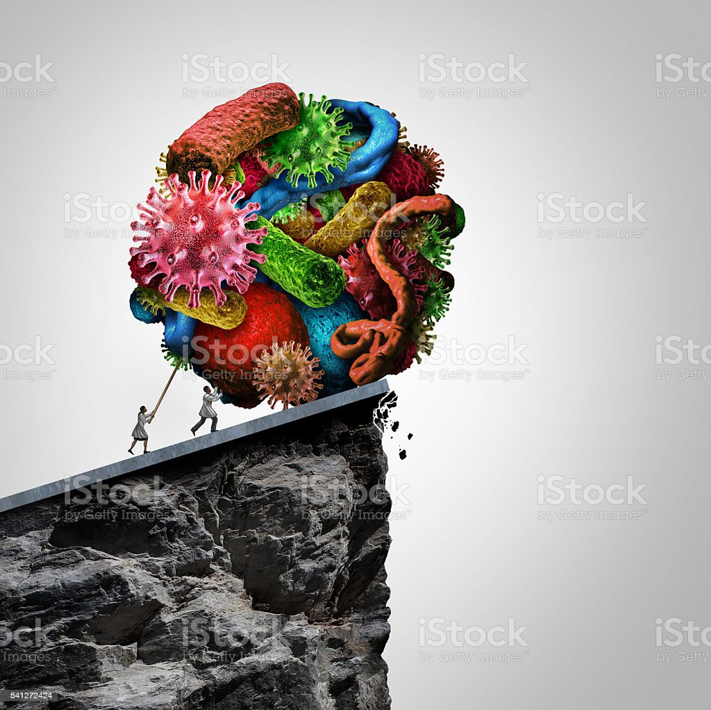 Disease Treatment stock photo