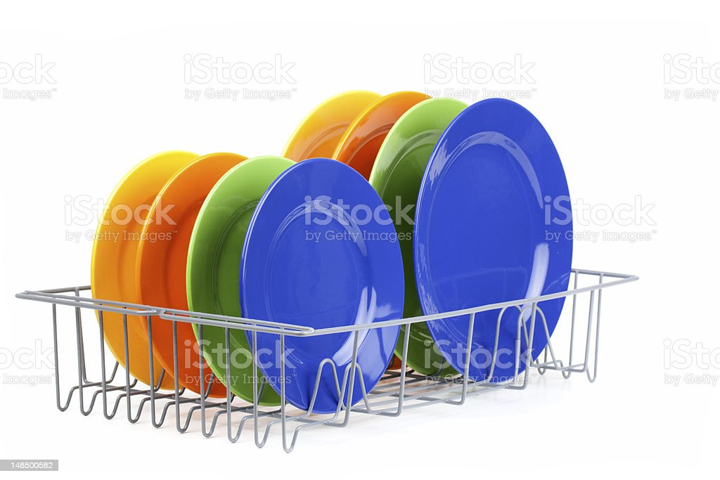 Dish royalty-free stock photo