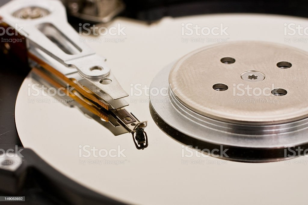 disk royalty-free stock photo