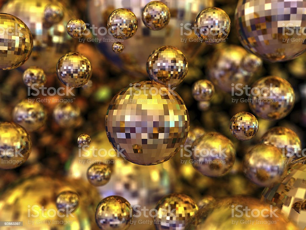 disko background royalty-free stock photo