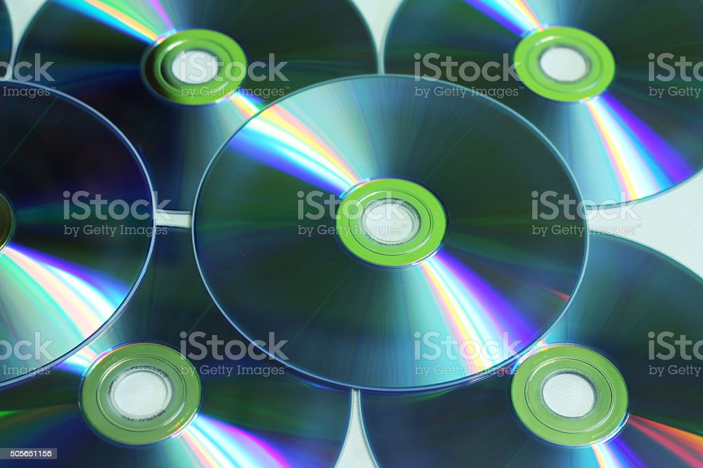 disks texture stock photo